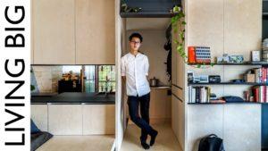 Architect's Micro Studio Apartment