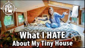 Bydlení v malém domě smrdí (někdy)