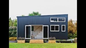 Úžasný malý dům má odnímatelný přívěs