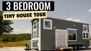 Úžasný malý domov se třemi ložnicemi - linie řemeslníků podle neuvěřitelných malých domů