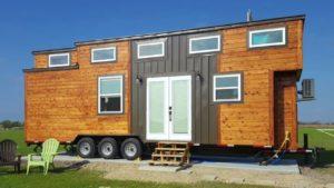 Úžasný rustikální sen malý domek na prodej v Texasu Malý dům velké bydlení