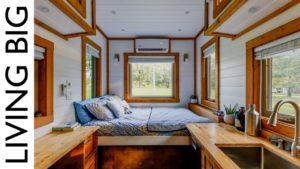 Život v našem putujícím malém domě