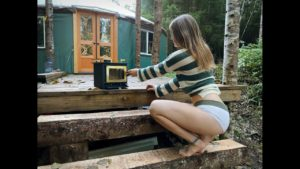 Život z mřížky Nejlepší mini krbová kamna pro malé domy, lodě a RV - Ep. 55