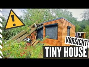 ➤ Jak nebezpečné je žít v malém domě? Nebezpečí a rizika I Tiny House Germany