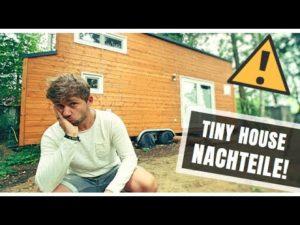 ➤ Pokud je malý dům příliš malý a další nevýhody malého domu! I TINY HOUSE NEMECKO