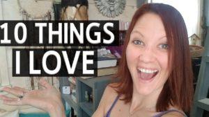 10 věcí, které miluji o můj malý dům! Top 10 oblíbených