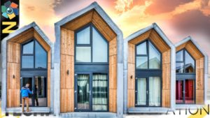 15 moderních malých domů a panelových domů