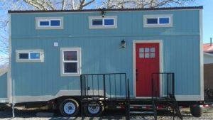 24-Foot Krásný malý dům na kolech na prodej $ 35K | Malý dům velké bydlení