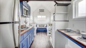 24 Foot Ohromující Krásný domek Tiny House od moderního Tiny Living Malý dům velké bydlení