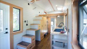 Absolutely Beautiful Kestrel Tiny Home od Rewild Homes   Le Tuan Home Design