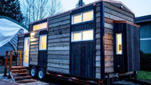 Absolutely Gorgeous The Coastal Escape Tiny House Životní Design Pro Malý Dům