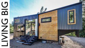 Absolutely Ohromující moderní luxusní malý dům