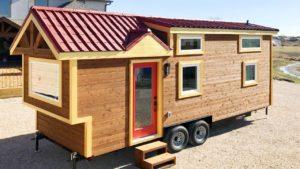 Absolutně nádherná desetibojová malá doména Životní Design Pro Malý Dům