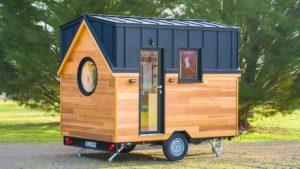 Absolutně nádherný malý dům Nano By Baluchon   Životní Design Pro Malý Dům