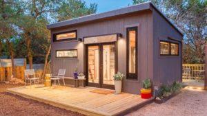 Amazing The Sundown - Designer's Gorgeous Tiny Home | Životní Design Pro Malý Dům