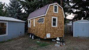 April Anson's Tiny House