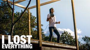 Budování vlastního CABIN v lese! (Malý dům)