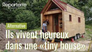 """Bydlení v """"malém domě"""" ve Francii"""