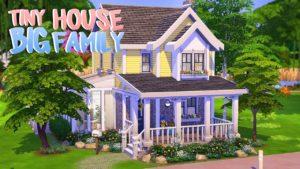 DĚTSKÝ DŮM PRO VELKOU RODINU 💕 | The Sims 4 | Rychlost sestavení
