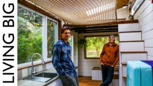 DIY Malý dům s úžasnou Loftová houpací síť