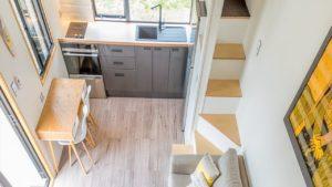 Drobné domy 26 m2 (12-Ft stropní výška) Nápady na design