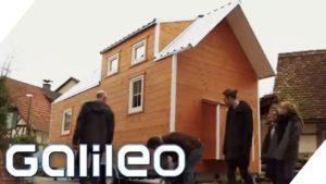 Drobné domy na kolech | Galileo | ProSieben