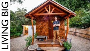 Drobný dům drobného řemeslníka postavený k úniku z požárů