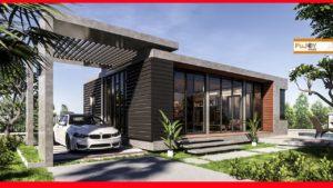 Enscape For SketchUp - 3D modelování malého domu a vykreslení pomocí aplikace Enscape 2.7 [19/100]