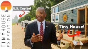 Inovativní malé domy ve Washingtonu DC mají velký dopad