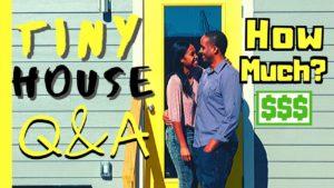 JAK NÁM DOSTANÍ NÁMOŽNÍ DŮM? | Tiny House Q & A | Bydlení Tinyho s křoví