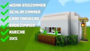 Jak postavit funkční malý dům v Minecraftu