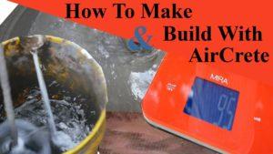 Jak postavit svůj malý dům AirCrete