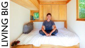 Jay Shafer ohromující malý dům ve výši 5 000 $