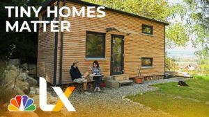 Jsou Tiny Homes řešením krize bydlení? | LX