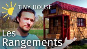 Kompletní prohlídka TINY HOUSE - Les Rangements