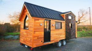 Krása Malý dům Calypso na kolech od Baluchona | Životní Design Pro Malý Dům
