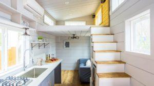 Krásný dům Chuy Tiny od ATX Tiny Casas | Životní Design Pro Malý Dům