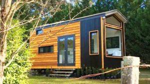 Lazy Duck Tiny House Vacation v Exeteru v Novém Jižním Walesu Krásný malý dům