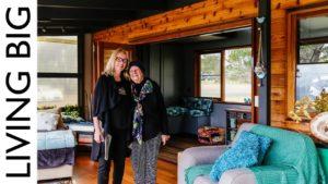Malý dům navržen tak, aby byl starší / bezbariérový / přátelský k pohybu