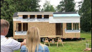 Malý dům stavět od začátku do konce - časová prodleva