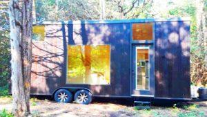 Nádherný krásný útěk jeden malý dům na prodej ve Stacy, Minnesota