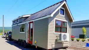 Na prodej LUXURY Drobný dům od Truform. 30 ft | Životní Design Pro Malý Dům