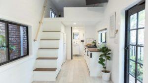 Naprosto krásný 7,2m malý dům na kolech na prodej   Malý dům velké bydlení