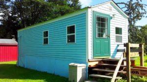 Nejkrásnější malý dům na přívěsu na prodej do roku 2020