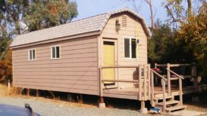 Nejkrásnější venkovský a prostorný malý domeček, malý dům na přívěsu / nádherný malý domek