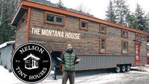 Nelson Tiny Houses představuje - Montana House