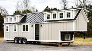 Neuvěřitelné ohromující Timbercraft Denali na prodej od Timbercraft Tiny Homes | Malý dům velké bydlení
