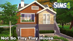 Not So Tiny Tiny House | NOCC | Zastavení pohybu
