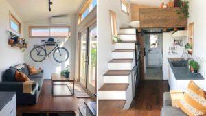 Off-Grid, Krásný, Plně Vybavený 26 & # 39; JAK | Krásný malý dům