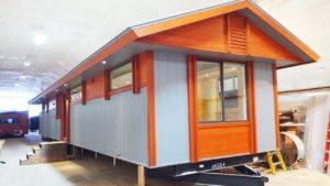 Ohromující útěk z mobilního domu - dvě postele, malý domek se dvěma koupelemi / nádherný malý domek
